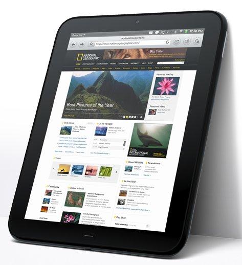 HP TouchPad - Présentation