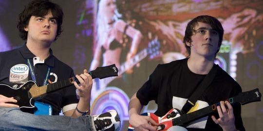 Guitar Hero - C'est fini !