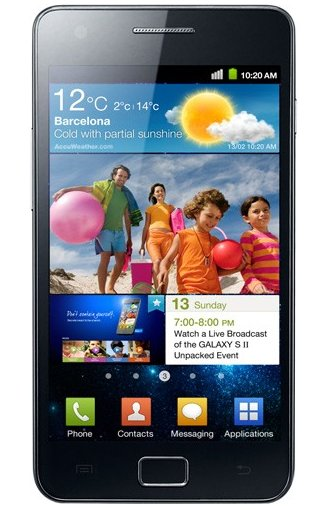 Samsung Galaxy S 2 - Première image et spécifications