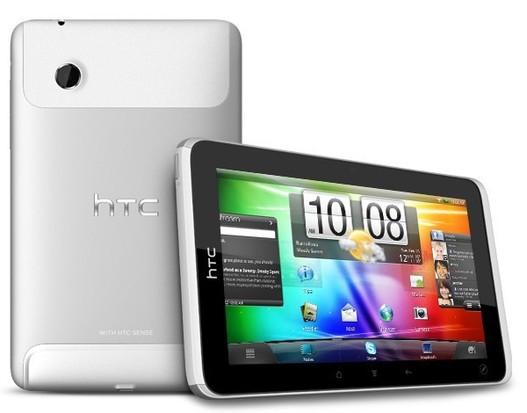 MWC 2011 - HTC lance la tablette Flyer avec Android 2.4