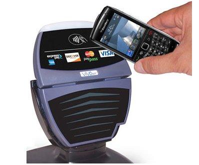 Les prochains Blackberry seront équipés de puces NFC