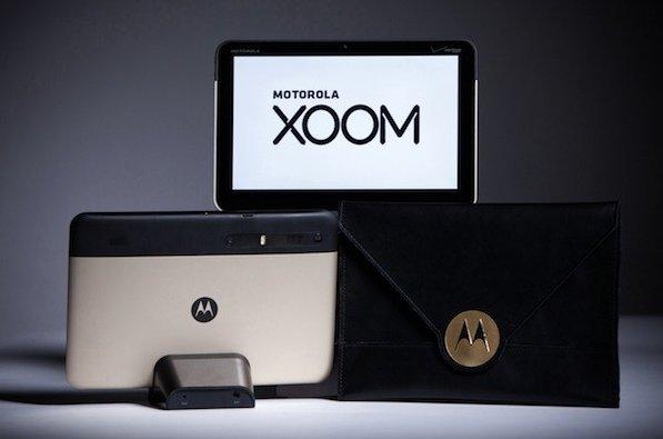Une Motorola Xoom en or pour les nominés aux Oscars