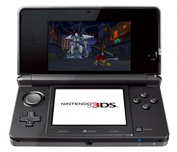 """La Nintendo 3DS fait un carton et se fait """" cracker """""""