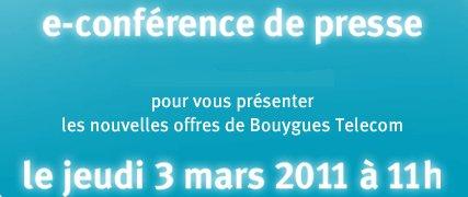 Bouygues va lancer de nouveaux forfaits mobiles et internet