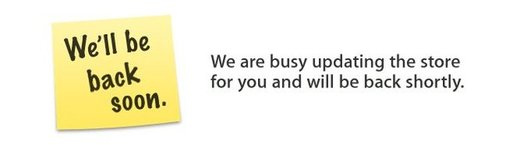 iPad 2 - Les Apple Store en préparation ?