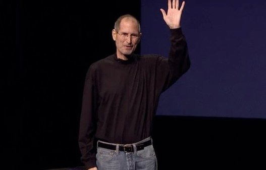 Steve Jobs - Une fin de Keynote émouvante