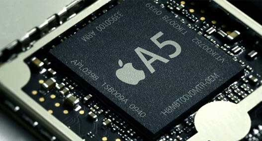 iPhone 5 - Le CPU A5 Dual Core confirmé