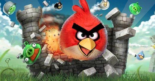 Angry Birds - La Saint Patrick et l'intégration de Bing