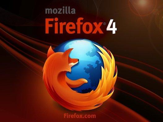 Firefox 4 RC est disponible au téléchargement