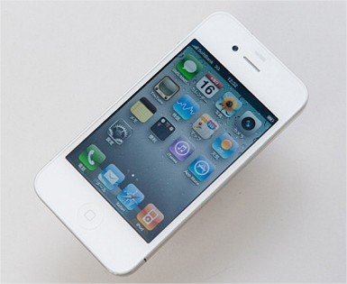 L'iPhone 4 blanc confirmé par Apple