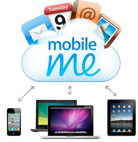 MobileMe - Gratuit à partir d'Avril 2011