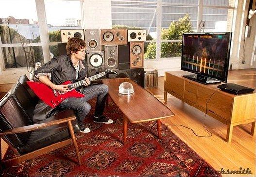 Rocksmith - Jouer avec une vraie guitare sur votre console
