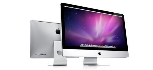 De nouveaux iMac en avril ?