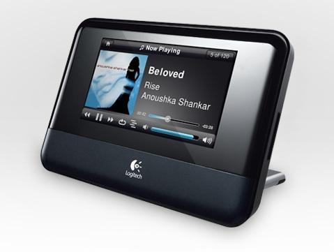 Logitech Squeezebox Controller - La télécommande sur Android