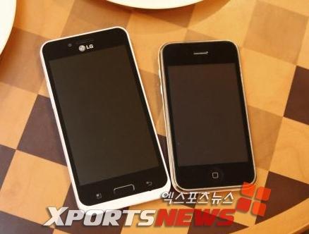 LG Optimus Big - Une version grand écran bientôt ?