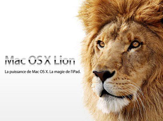 Mac OS X Lion en preview 2 pour les développeurs !