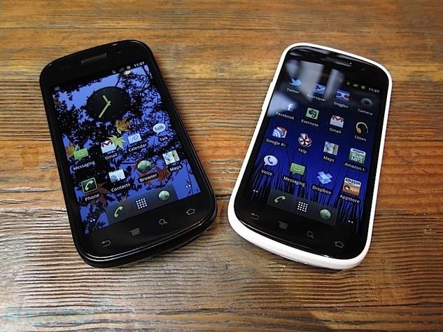 Samsung Nexus S Blanc - Photos et vidéo du téléphone