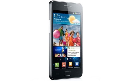 Le Samsung Galaxy S 2 sortira pour mai en Angleterre