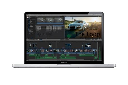 Apple présente le nouveau Final Cut Pro X