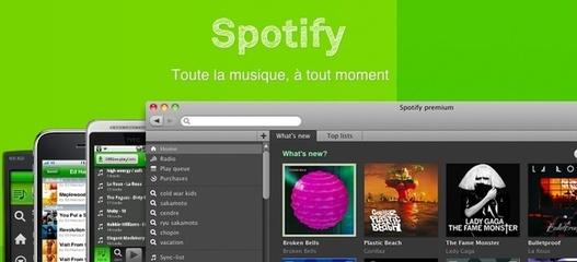 Spotify restreint son accès gratuit !