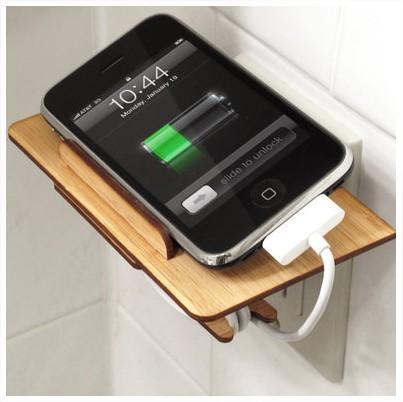 Un support de rechargement iPhone a monter soi meme