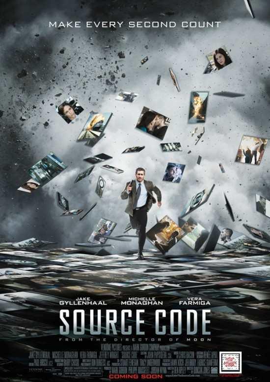 """Sortie du film """"Source Code"""" (update)"""