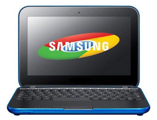 I/O - Un netbook Samsung sous Chrome OS ?