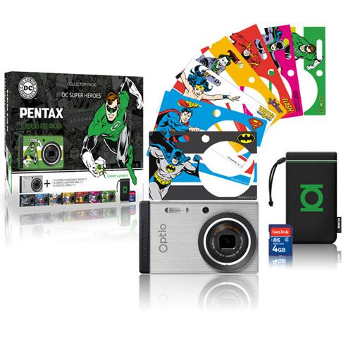 Pentax habille son nouveau RS1500 aux couleurs des DC Comics