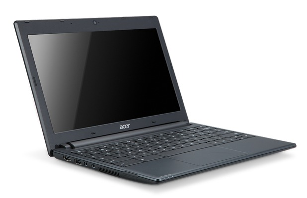 Présentation du Google Chromebook Acer
