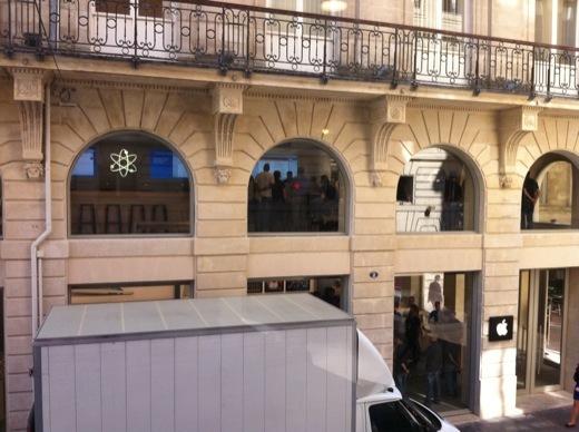 Apple Store  - Ouverture à Bordeaux pour le 14 mai