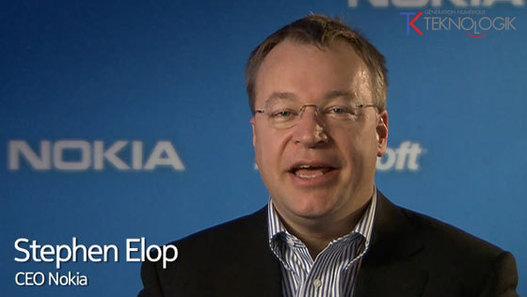 Nokia pourrait bien vendre son département mobile à Microsoft