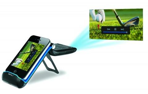 Un pico projecteur spécial iPhone, iPad et iPod Touch