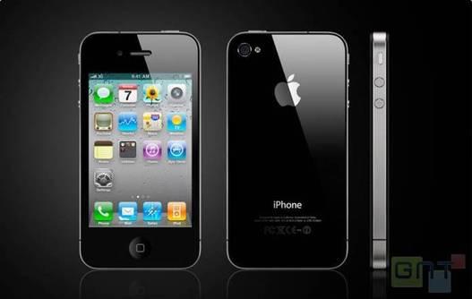 iPhone 5 - un écran incurvé ?