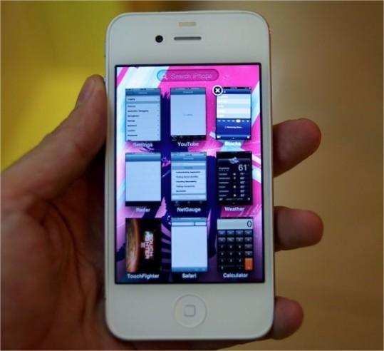 iPhone 4S et iOS5 présenté à la WWDC 2011 par Steve Jobs?