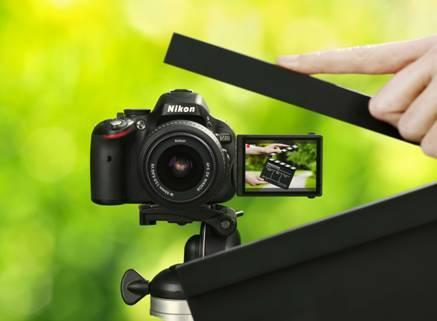Vous voulez gagner un Nikon D5100 ?