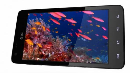 Samsung Infuse 4G - La pub aux pattes de velours