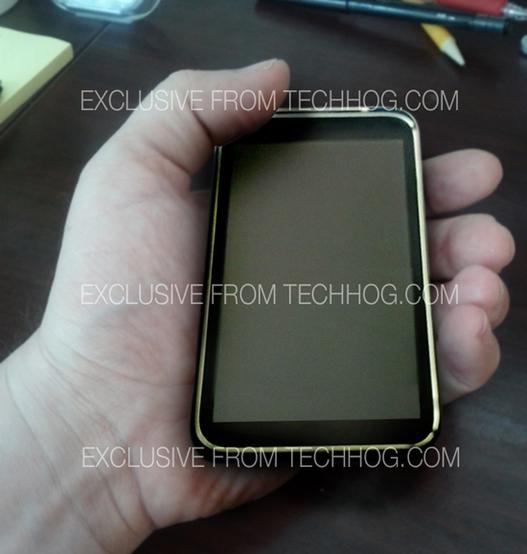 Google Nexus 3 - Première image du futur Nexus par HTC ?