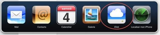 Apple iCloud - Un iDisk payant ?