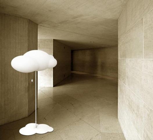 Après iCloud, ça vous dirait une iCloud Lamp ?