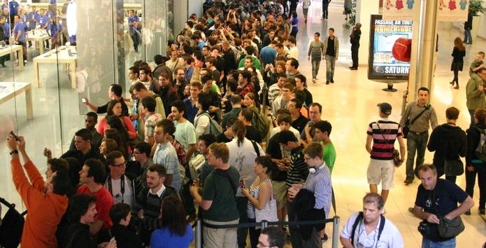 L'Apple Store Lyon Part Dieu est ouvert!!