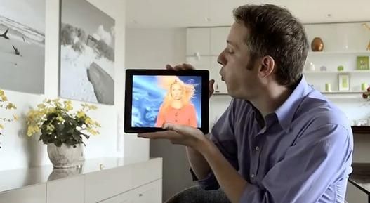 L'iOS 5 rend l'iPad ... magique :)