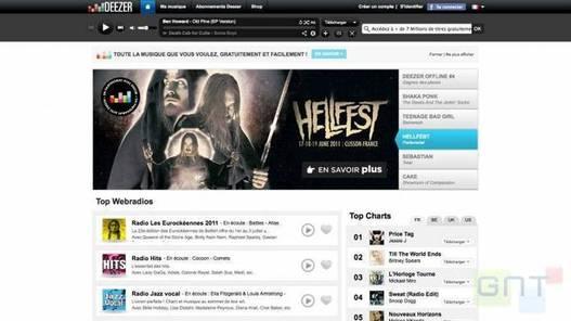 Deezer imite Spotify et limite l'écoute gratuite