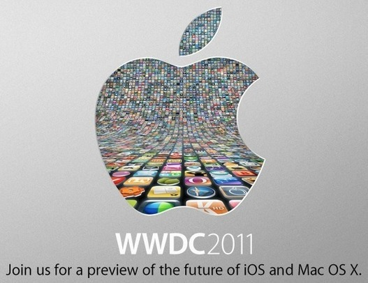 Keynote WWDC Apple 6 juin 2011 en direct Live dès 19h