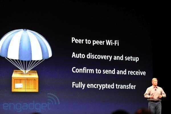 Mac OS X Lion - Toutes les nouveautés (keynote juin 2011)