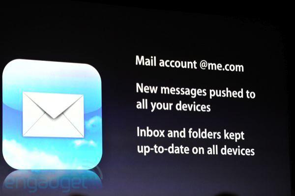 iCloud - Un nuage magique ? (keynote juin 2011)