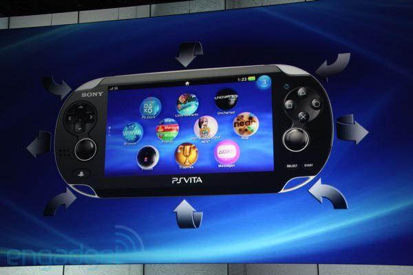E3 2011 - Sony annonce sa Playstation Vita