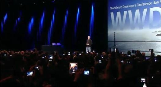 Vidéo de la Keynote Apple du 6 juin 2011