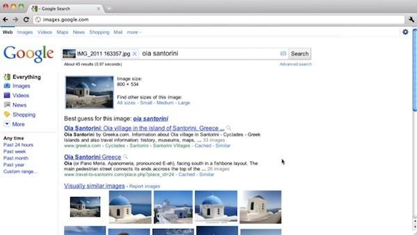 Google annonce la Recherche par image et la Recherche vocale