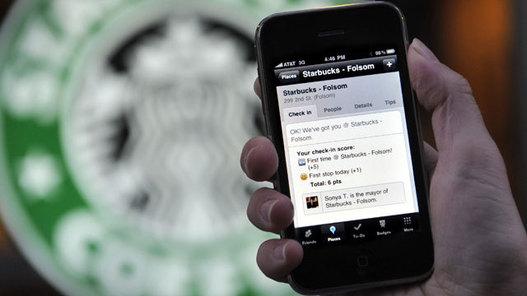Foursquare - American Express va monétiser les CheckIns