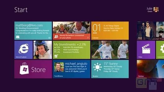 Windows 8 - La RTM devrait sortir mi 2012